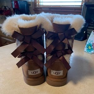Brown Authentic UGGs